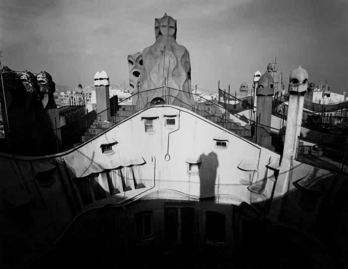 日本初公開! 細江英公写真絵巻『ガウディの宇宙』展 東京工芸大学 写大ギャラリーにて開催