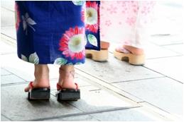 『浴衣美人』は『素足美人』!? 今年の夏はフスフレーゲで女子力向上!