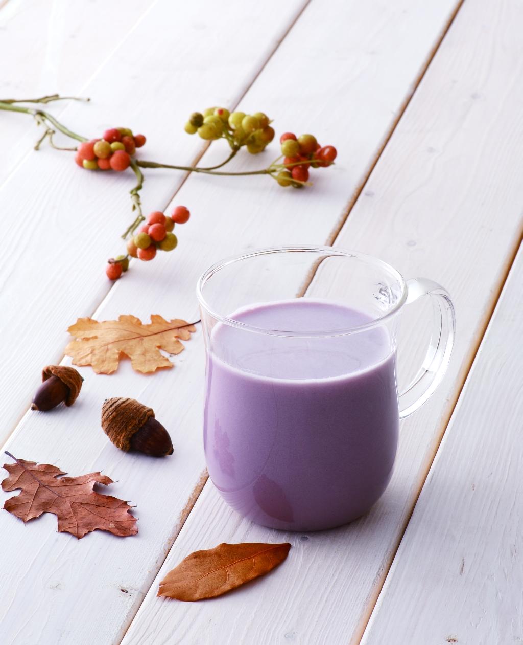 食事置き換え型ダイエット食品「スリムパック 」 ドリンクタイプに秋の限定新味「紫いも」 期間限定で9月22日より新発売 ~ 九州産紫いも「アヤムラサキ」使用 ~