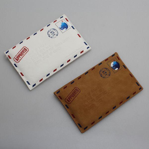 【上海問屋限定販売】 エアメール型のiPhoneケース 小物入れとしても使えます エアメール型保護ケース販売開始