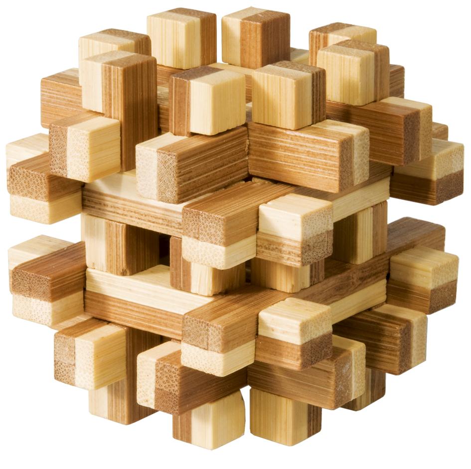 日本初上陸 ドイツfridolin(フリドリン) IQ-テストという名前を持つ竹製立体パズル 大人がハマる知育玩具シリーズ フリドリン 満足保証付で販売中