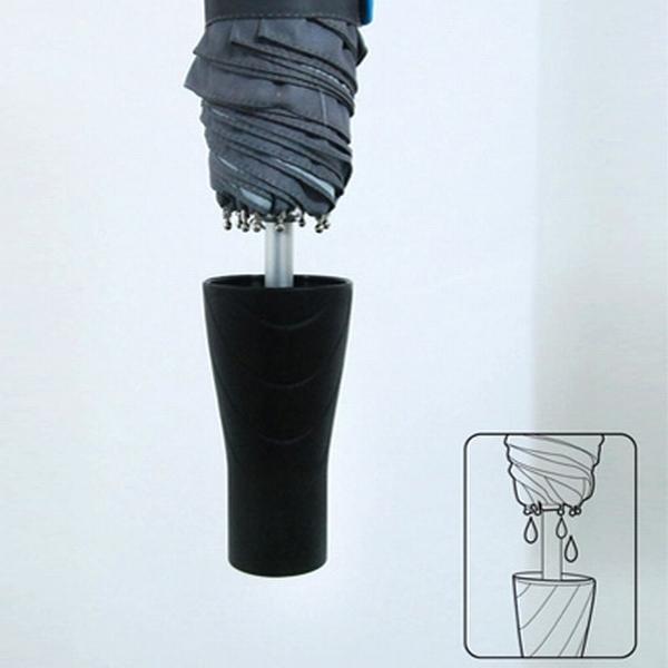 【上海問屋限定販売】目からウロコのふた工夫 折りたたみ傘2種 販売開始