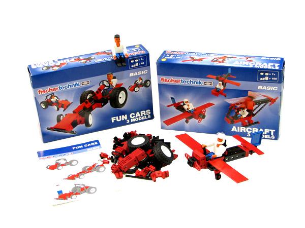 【上海問屋限定発売】 ドイツから来た知育玩具 特殊な組み方で完成品が壊れにくいブロック フィッシャーテクニック 満足保証付き 販売開始