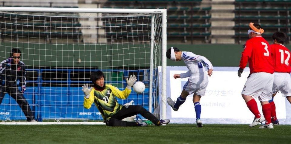 ブラインドサッカーアジア選手権大会公式球「Voyager(ボイジャー)」発売を開始 ~初の国内メーカー製ボールに未来への思いを込めて~