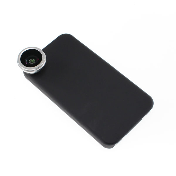 【上海問屋限定販売】iPhone4/4Sのカメラで遊ぼう 魚眼レンズ・ワイドレンズ・マクロレンズなどワザアリレンズ販売開始