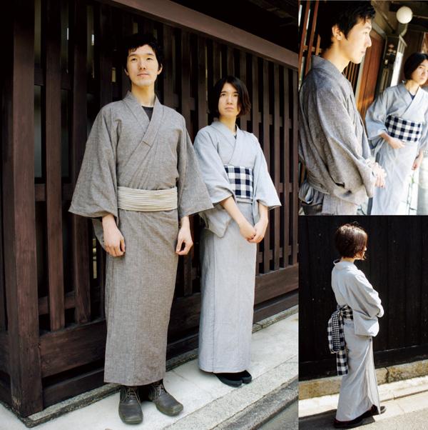 京都西陣の「ひなや」がシャツ生地使用のプレタ着物を発売~国内生地産地とのコラボレーション企画も。第1弾は兵庫県西脇産地~