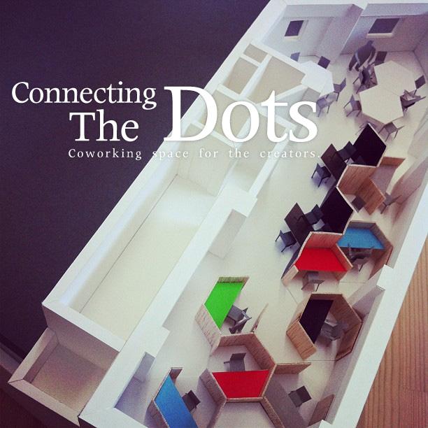 Macなクリエイターの為のコワーキングスペース【Connecting The Dots】この春4月、渋谷Apple storeの隣にオープン!~自在なレイアウトが可能なハニカム型パーティションでデザイン性高く、オープンなコミュニティ空間を提供~