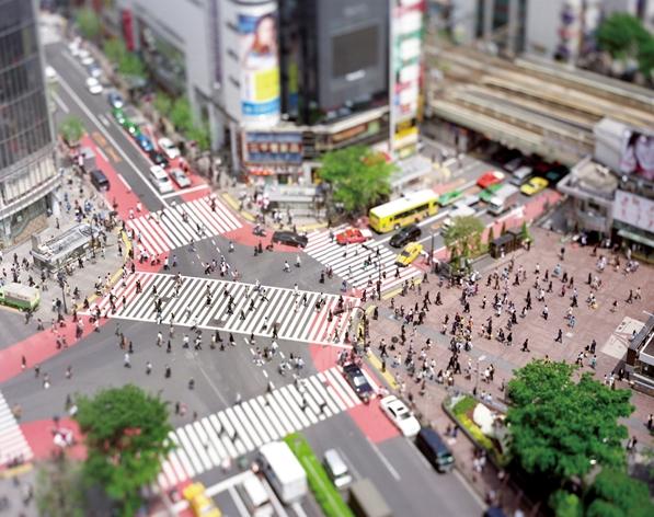 本城直季写真展「diorama」 東京工芸大学 写大ギャラリーにて開催