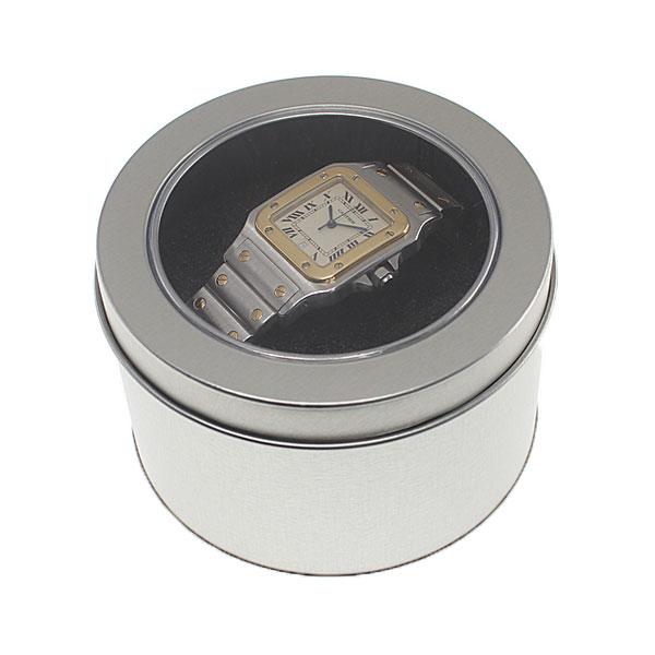 【上海問屋限定販売】 腕時計をシンプルに美しく収納 アルミ製腕時計ケース 販売開始