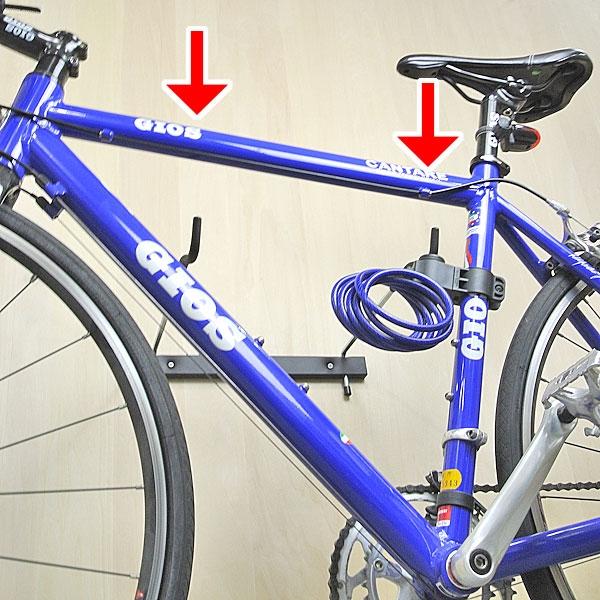 【上海問屋限定販売】自転車を壁にかけてオシャレに演出 メンテナンス時も大活躍 自転車1台用壁掛けラック 販売開始