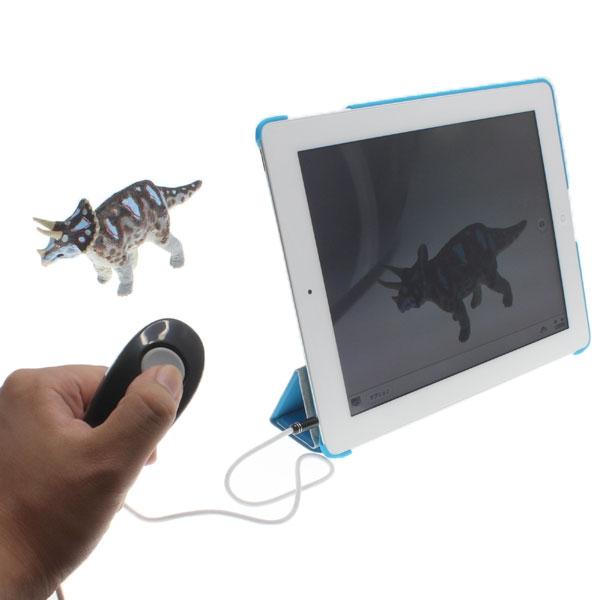 【上海問屋限定販売】iPhone・iPadで手ブレを無くす シャッターの押しにくさを解消 カメラシャッターコントローラー 販売開始