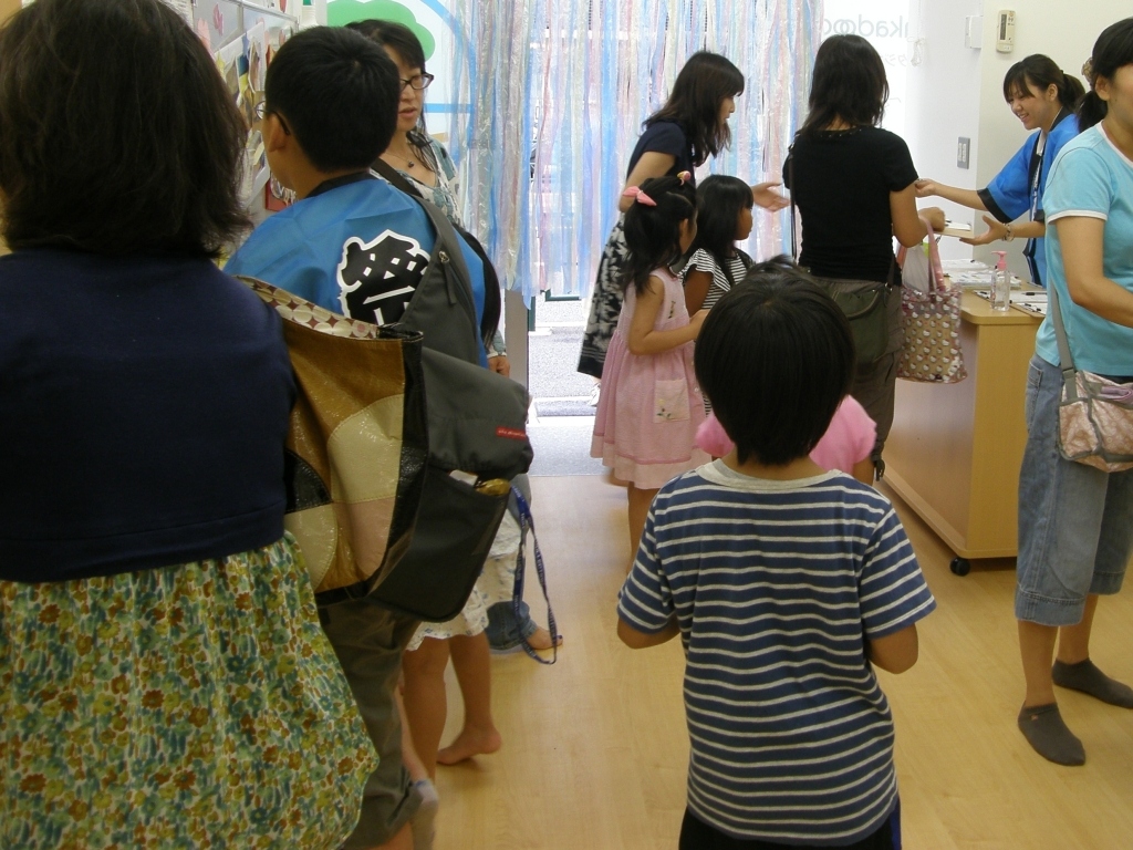 学童保育の明光キッズ 「サマーフェスティバル2012」を7月28日(土)に開催 ~企画・運営を生徒が行う、子ども主役の夏祭り ~