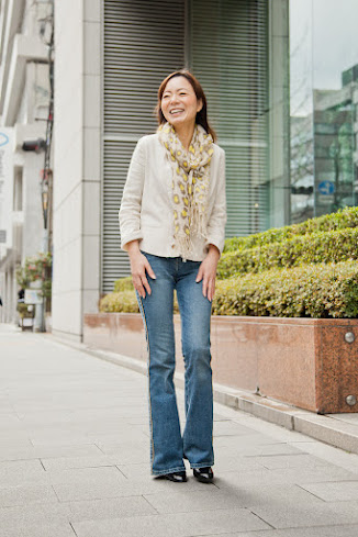 日本唯一のジーンズサロン【クリスピン】が、 美脚ジーンズ コーディネートグランプリを開催!