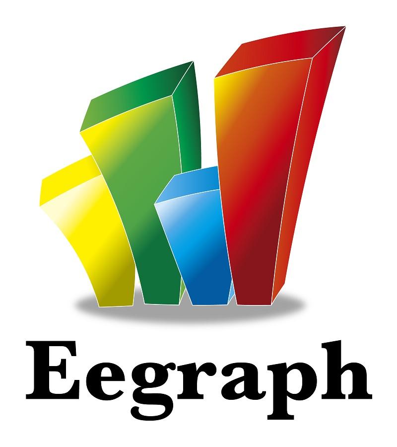 わずか3ステップで、簡単に美しいグラフを作成できる 無料ツール『Eegraph』をリリース