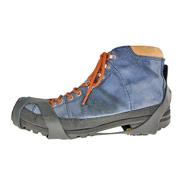 【上海問屋限定販売】雪道でもいつもどおりサッソウと歩こう 通勤靴にも簡単装着 ハイヒール用も新登場 かんじき 販売開始