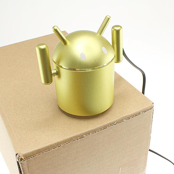 【上海問屋限定販売】 あのロボットがスピーカーになった 置かれた場所がそのままスピーカーになる MP3プレーヤー機能つきロボット形振動スピーカー 販売開始