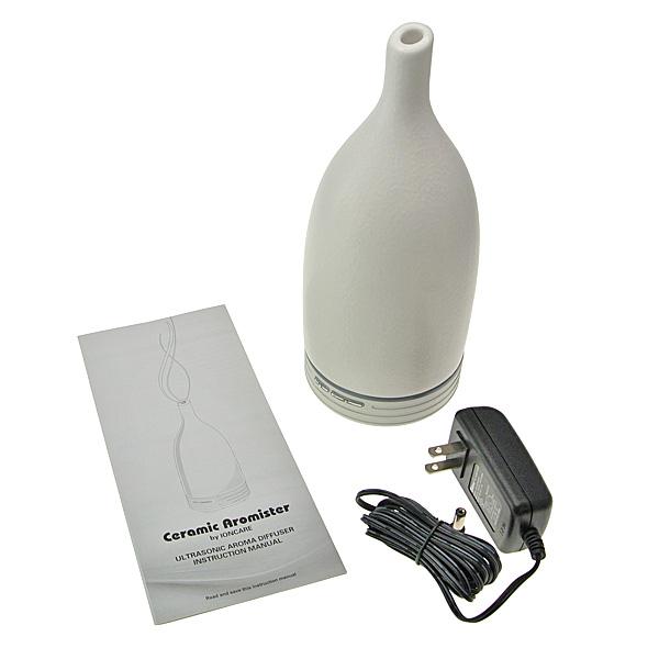 【上海問屋限定販売】 超音波でアロマが効率良く香る 焼酎のボトル風デザインがシンプルでかっこいい 超音波アロマディフューザー 販売開始