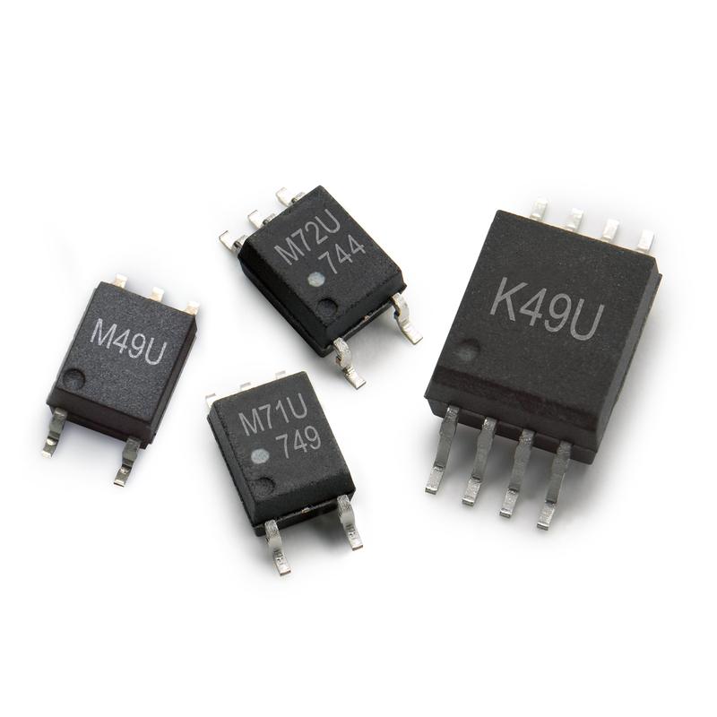 アバゴ・テクノロジー、高動作温度に対応するデジタル・フォトカプラの新製品を4種発表  低消費電力、低リーク電流、高CMRの小型パッケージ品をR2Couplerシリーズに追加