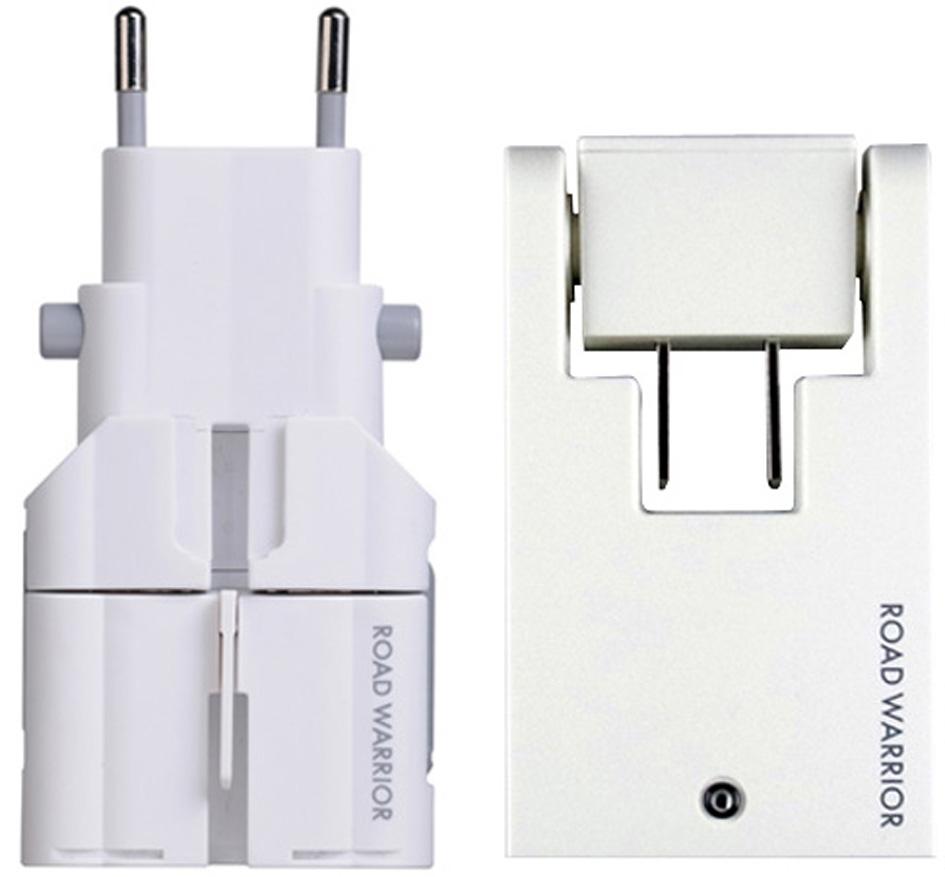 全世界対応!海外どこでも気軽に充電 小型・軽量スイングUSBと電源変換アダプターのセット 「USB対応マルチ電源変換アダプター」 発売開始!
