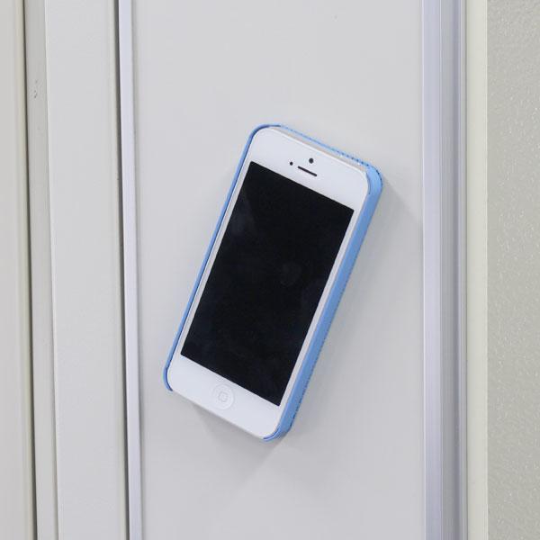 【上海問屋限定販売】iPhone5のケースにマグネットフラップを付属 スタンドにしたりホワイトボードにくっつけたり スマートカバー風フラップ付きiPhone5ケース販売開始