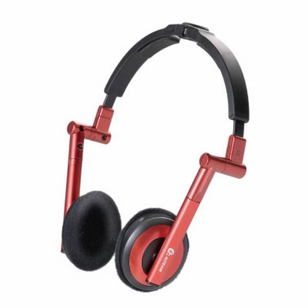 【上海問屋限定販売】 折り畳み式だから邪魔にならない ミドルレンジの音がキレイ 34mm NdFeB スピーカーユニット採用ヘッドフォン 販売開始