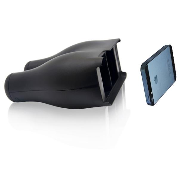 【上海問屋限定販売】iPhoneで動画を3Dで観よう iPhone5 4S 4対応 3Dムービービューワー 販売開始