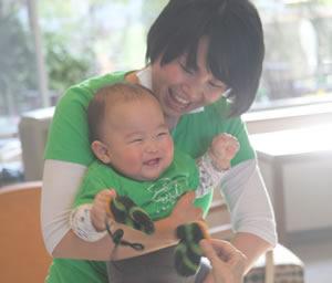 """Hoiclue♪ meets 赤ちゃん先生 """"せんせいになる前に、知っておきたい大切なこと。""""を開催"""
