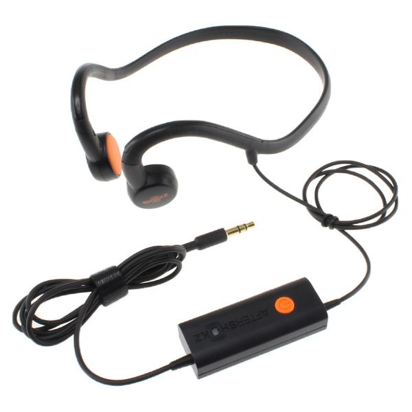 【上海問屋限定販売】 骨伝導だから耳を塞がないヘッドホン 周囲の音が聴こえるから安心 骨伝導ヘッドホン販売開始