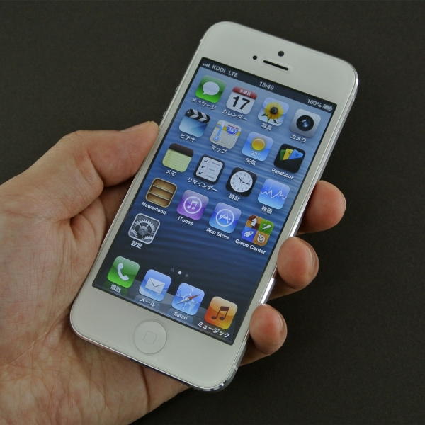 【上海問屋限定販売】 iPhone5液晶 強化ガラスだから色もクッキリ 丈夫で安心 iPhone5用 強化ガラスパネル 販売開始