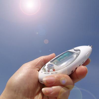 お肌のコンディションとUVレベルを知って、効果的なケアをビューティーサインPLUS」新発売