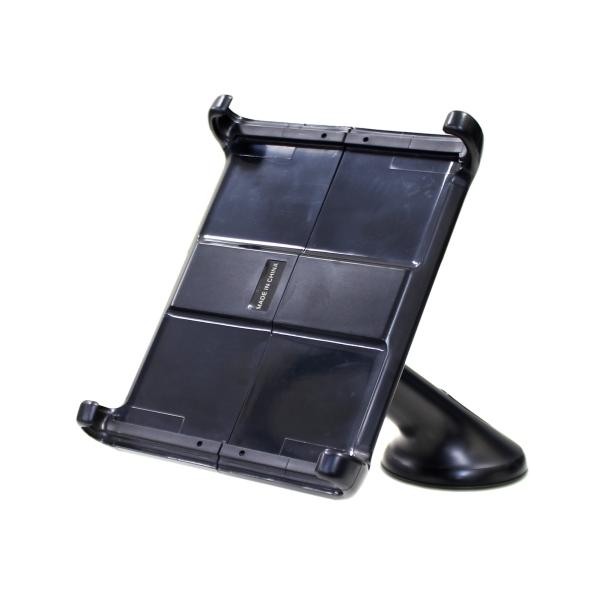 【上海問屋限定販売】使い方いろいろ ツルツル面に簡単取付 iPad mini用タブレットホルダー 販売開始