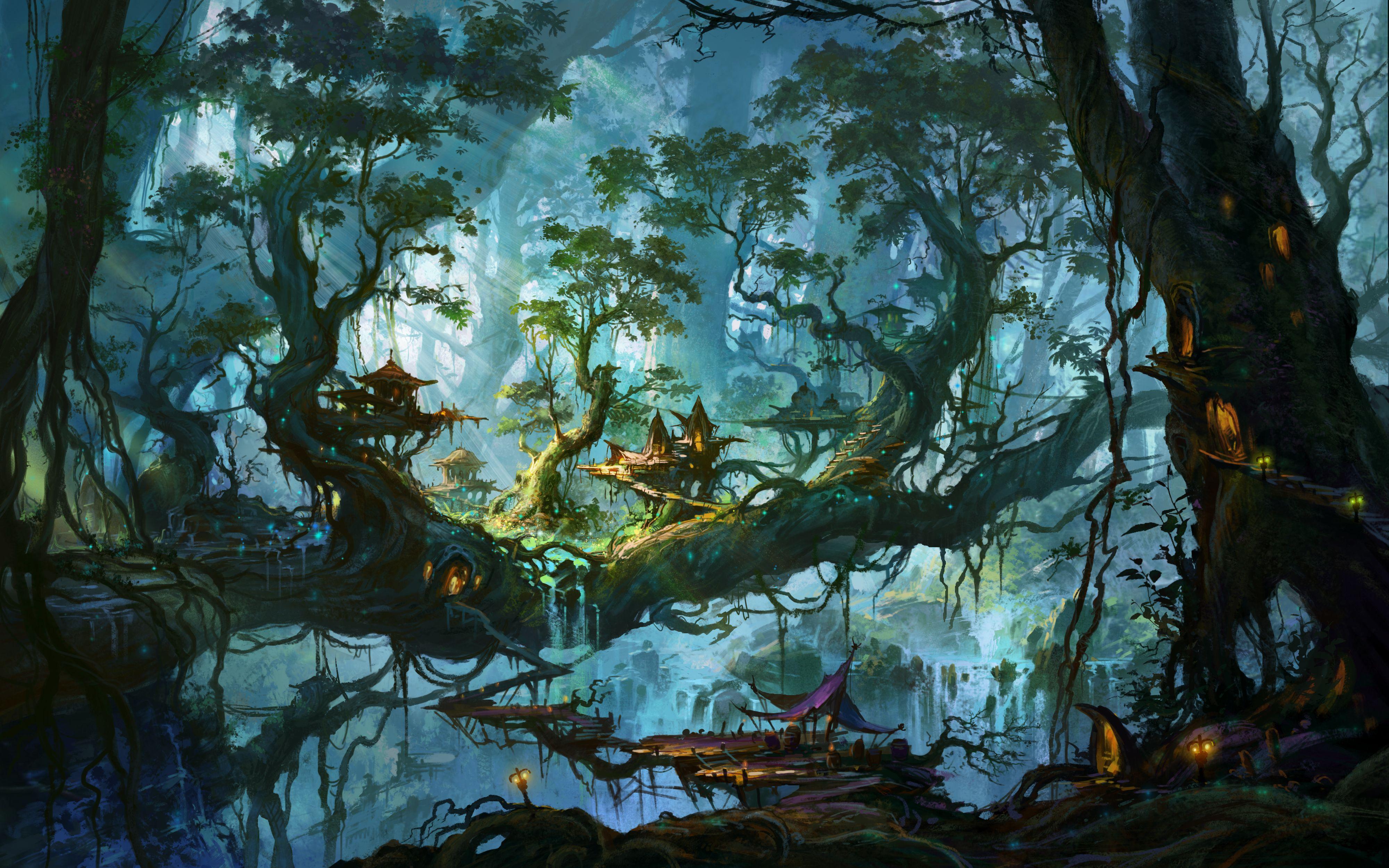 これから始める、本格MMORPG『ユグドラシル』大型アップデート「エルフランド」実装のお知らせ