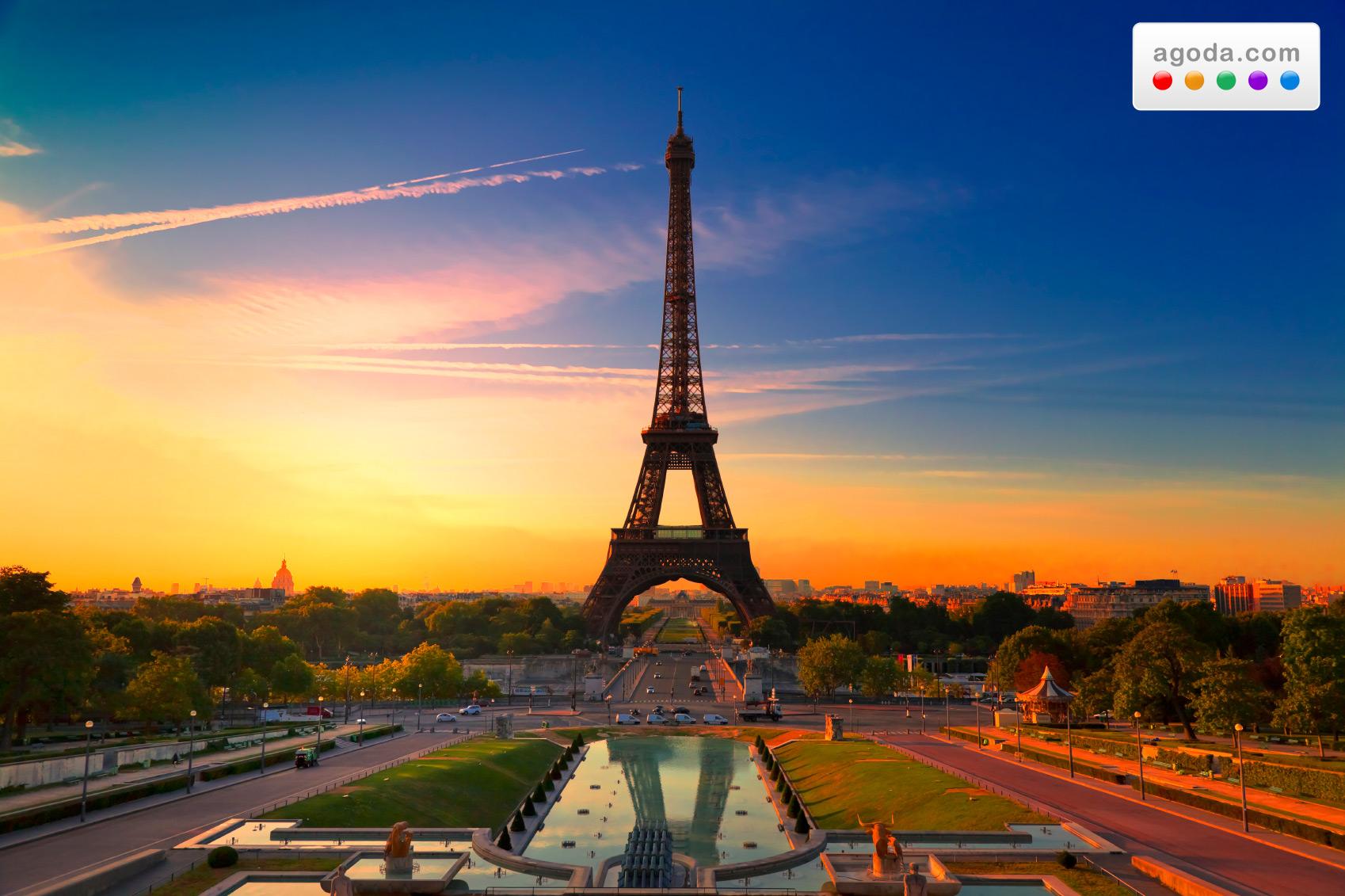 Agoda.comが夏のパリ家族旅行にぴったりのホテルをご紹介