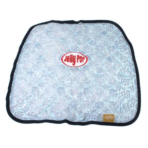 【上海問屋限定販売】お尻を冷やして猛暑を乗り切る 新世代ジェルビーズ素材だから冷感効果が持続する 冷感シート座布団サイズ 販売開始