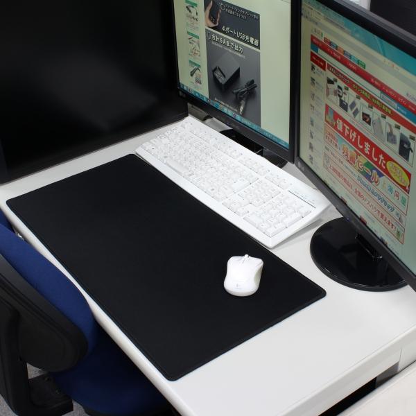 【上海問屋限定販売】 かつてない大きなマウスパッドで自由自在にマウスを操る 滑らかな操作感 超大型マウスパッド 販売開始
