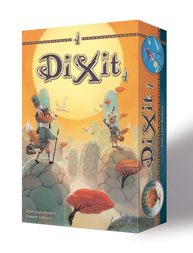 傑作パーティゲーム「ディクシット」に拡張カードが登場! 2010年ドイツ年間ゲーム大賞受賞作の最新拡張セット 『ディクシット4』多言語版 10月上旬発売予定