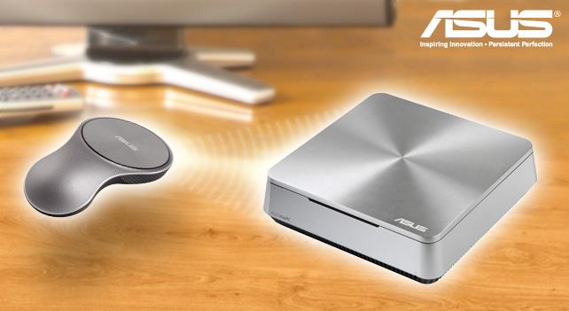 大きく楽しむための小さなパソコン。「ASUS VivoPC」 レビュアー5名募集開始 これまでにない超小型のケースに、これまでのデスクトップパソコンの機能をすべて詰め込んだエンターテインメントミニパソコン