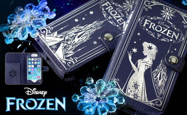 大ヒット映画『アナと雪の女王』のバージョンが、累計20万個以上販売した「ディズニーキャラクター/Old Book Case」シリーズで早くも登場です!