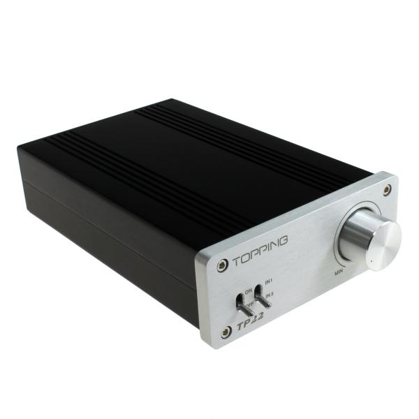 【上海問屋限定販売】 コンパクトでシンプルな設計 Tripath TK2050搭載 スピーカーアンプ販売開始
