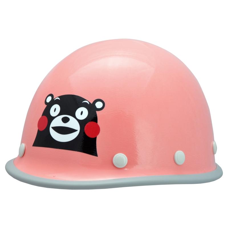 ヘルメットで防災対策 大人気ゆるキャラ「くまモン」が防災こども用ヘルメットに登場 8月29日より販売開始!