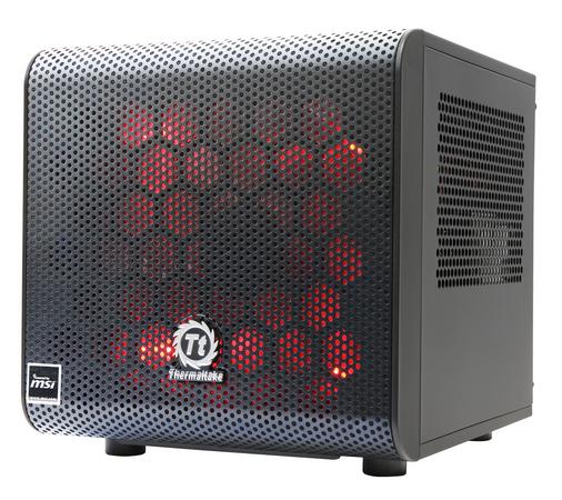【FRONTIERゲーマーズ】MSI製マザーボード「Z97I GAMING AC」搭載  コンパクトキューブ型ゲーミングパソコン  ~先着20名様にゲーミングマウスプレゼント~