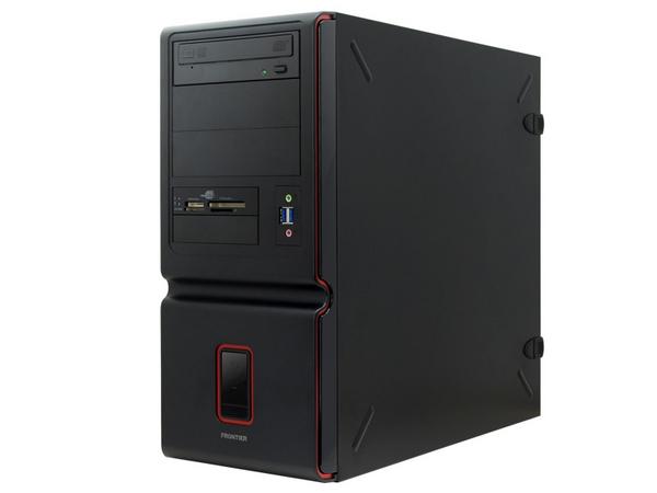 【FRONTIER】69,800円~、「H97」チップセット採用 マイクロタワー「GXシリーズ」 新発売  ~ コンパクトでも高性能 ~