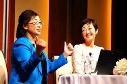 婦人画報と共同開催 ~50歳からのキレイと健康のつくり方~ 「対馬ルリ子と吉川千明の女性ホルモン塾」 100回記念特別セミナーを開催しました