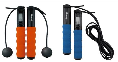 跳んだ回数や運動量を計測し、スマートフォンで管理する 「My Way Fit Bluetoothなわとび」を発売