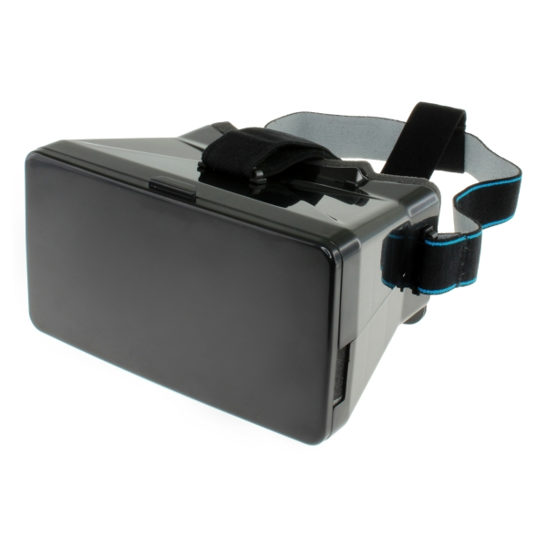 【上海問屋限定販売】 スマホの3D動画を手軽に立体的に鑑賞しよう 手ぶらで楽ちん スマートフォン用ヘッドマウントディスプレイ 販売開始