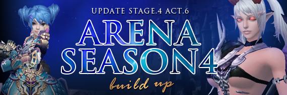 「Forsaken World MOONLIGHT PRAYER」(フォーセイクンワールド ムーンライトプレイヤー)アリーナ新シーズンついに開幕!「Act.6 ARENA SEASON 4」期間限定新クジBOXや、本日開催のカムバックキャンペーンの内容は要チェック!