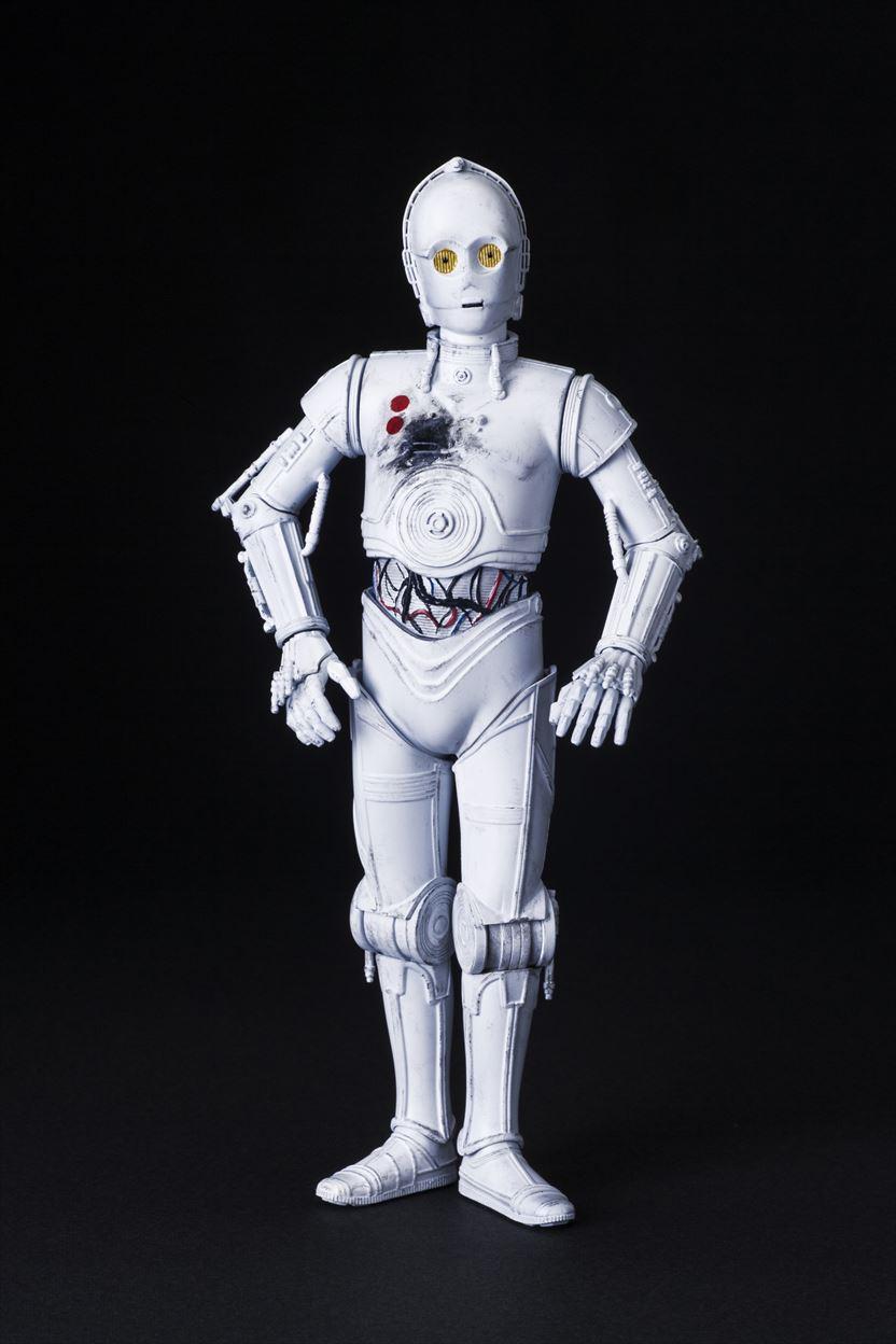 『スター・ウォーズ エピソード5』より「R3-A2」と「K-3PO」がセットでARTFX+シリーズに登場