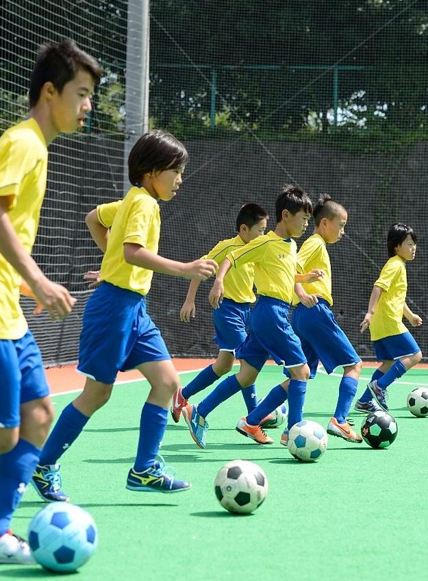 明光サッカースクール 「夏期限定 サッカー特訓」受付開始!