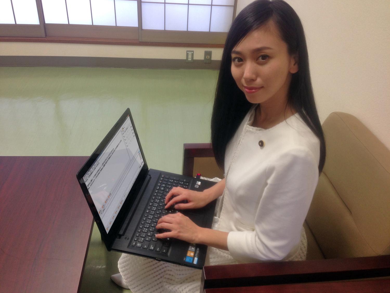 東京都北区議会議員・斉藤りえさんが 音声読み上げソフト「AITalk®3 声の職人」を採用