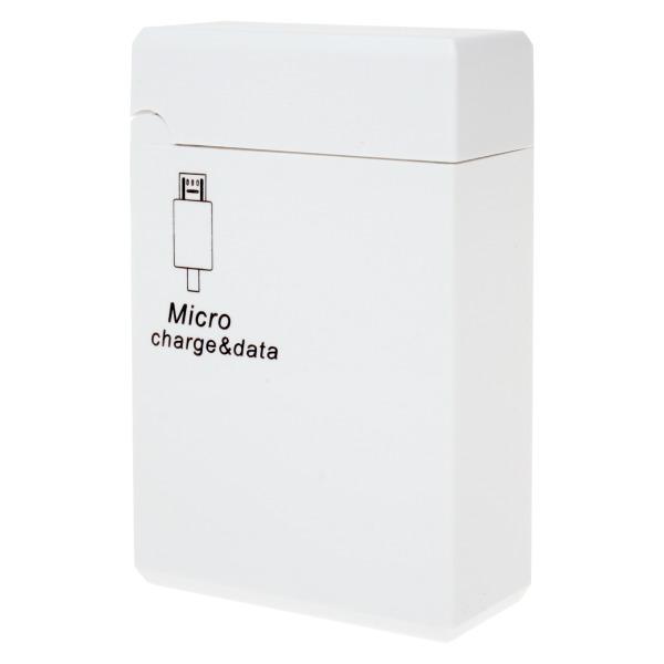【上海問屋限定販売】 これライター? いいえ、micro USB ケーブルです。 ライターのようなケース入り micro USB ケーブル 販売開始